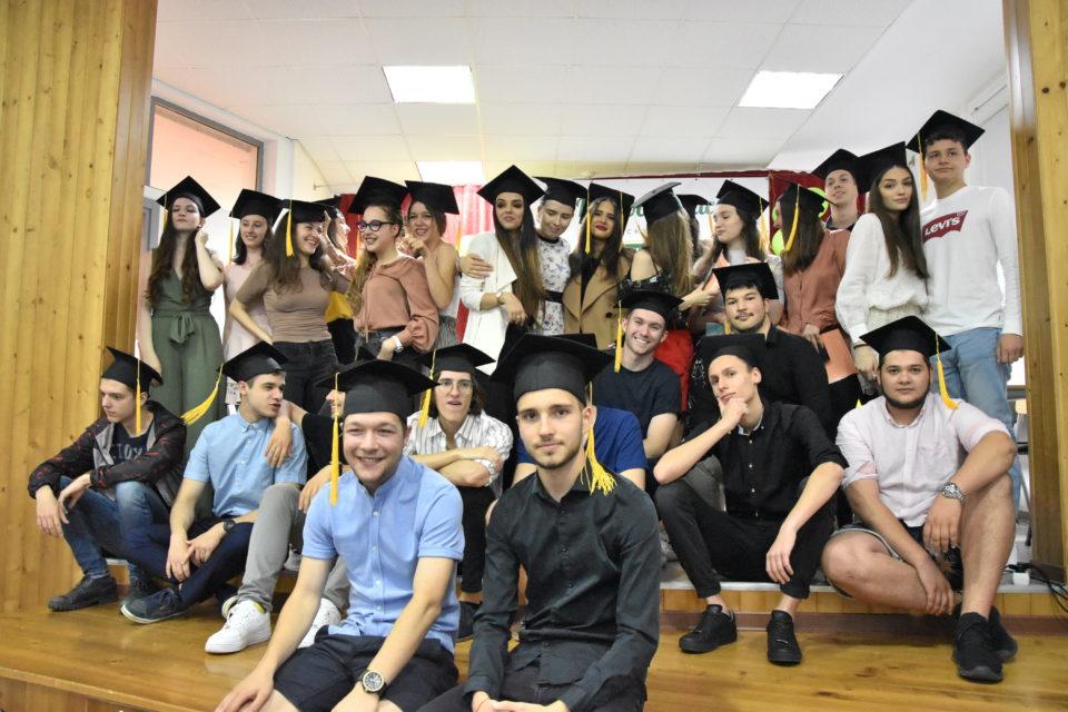 Дипломиране Випуск 2019 ЧЕГ Проф. Иван Апостолов