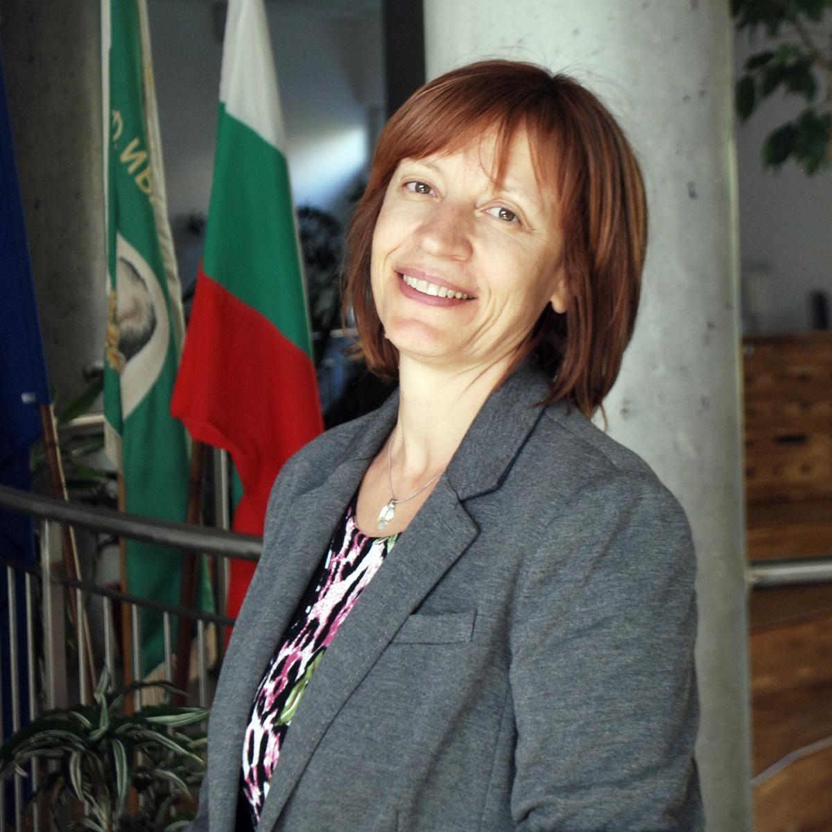 Вероника Лозанова