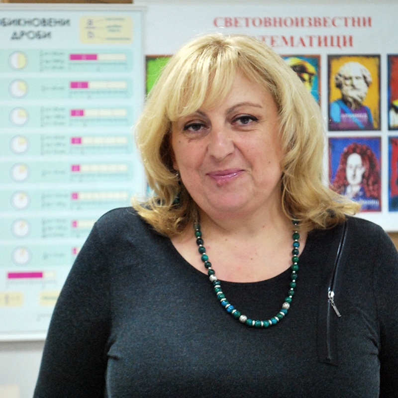 Людмила Любенова