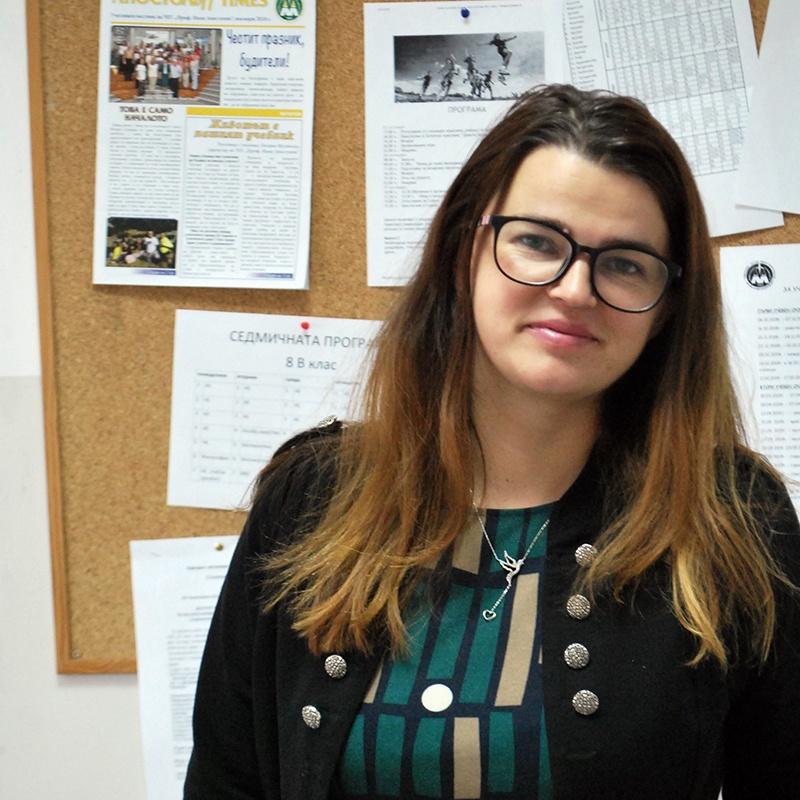 Наталия Берберова-Бухова